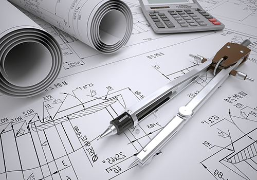 engineering blueprint and tools